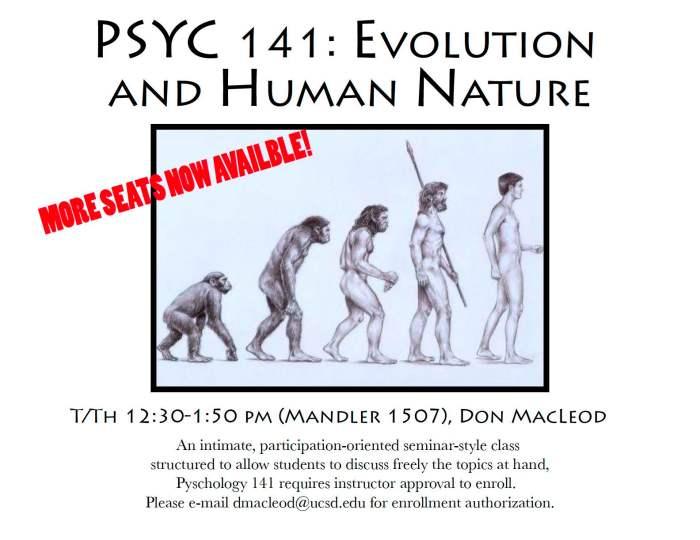 PSYC 141 FA13