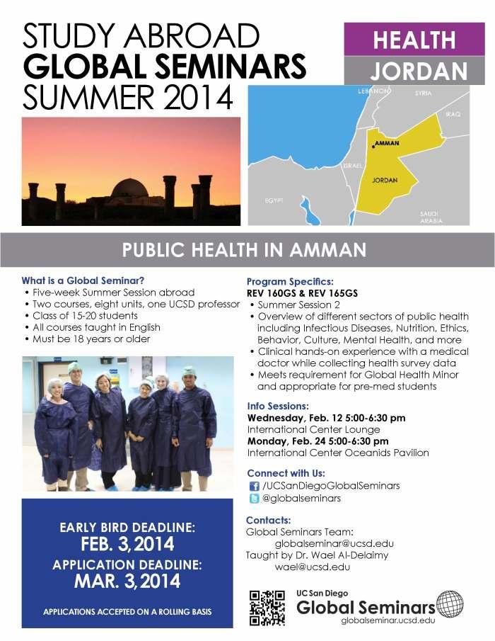 AMMAN winter info