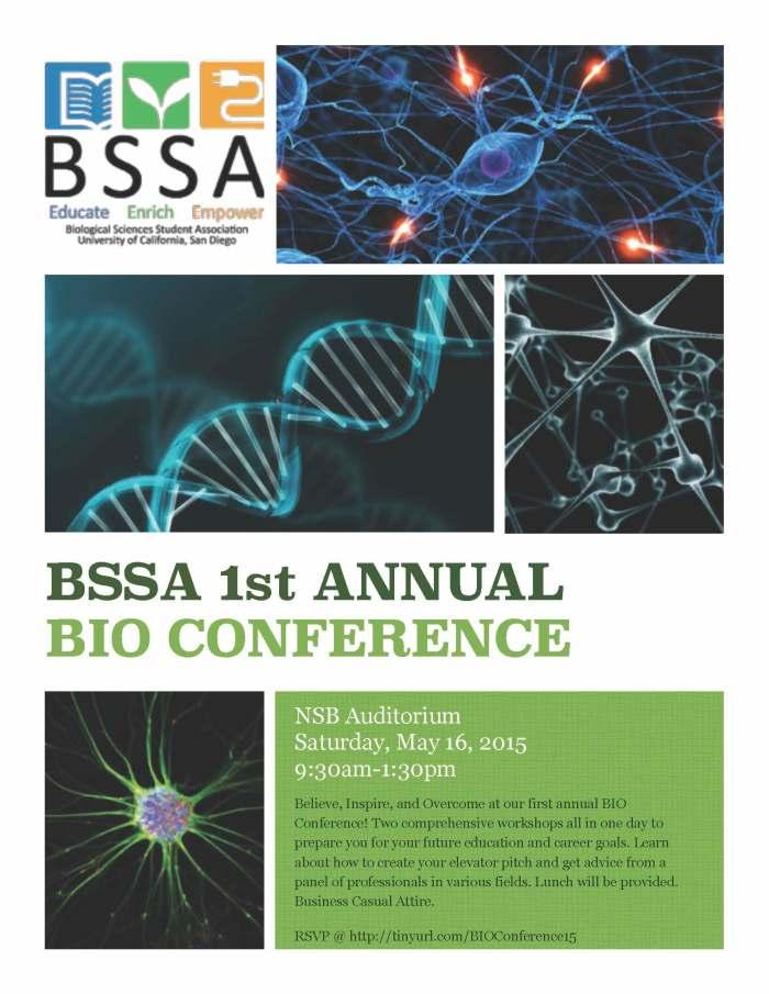 BIO Conference Flyer