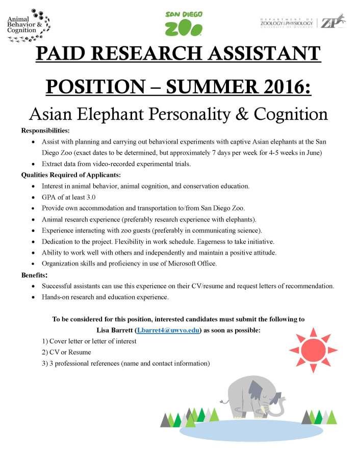 SDZ_Uwyo_Research Position