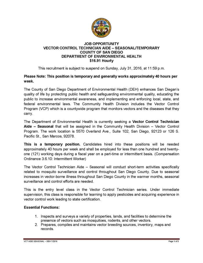 VCT Aide Seasonal- Job Posting 7-2016_Page_1