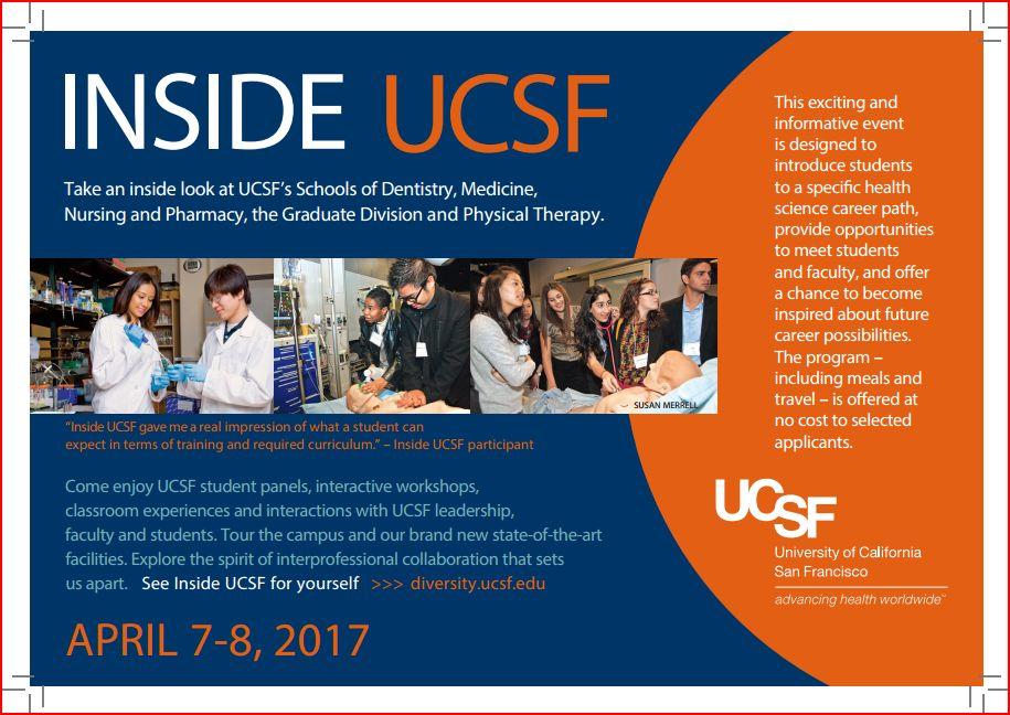 INSIDE UCSF – UC San Diego – Biology Bulletin